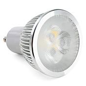 GU10 Focos LED MR16 3 LED de Alta Potencia 310 lm Blanco Cálido Regulable AC 100-240 V