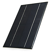 DIY를위한 4.2W의 6V 출력 다결정 실리콘 태양 전지 패널