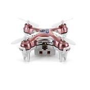 Dron Cheerson CX-10W 4 Canales 6 Ejes Con Cámara Iluminación LED Acceso En Tiempo Real De Video Aviso Por Batería BajaQuadcopter RC Mando