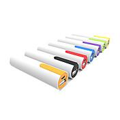 2200mAhbanco de la energía de la batería externa Corriente con Ajuste Automático Batería Reemplazable 2200 1000Corriente con Ajuste