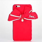 용 DIY 케이스 뒷면 커버 케이스 3D카툰 캐릭터 하드 텍스타일 용 Apple 아이폰 7 플러스 아이폰 (7) iPhone 6s Plus iPhone 6 Plus iPhone 6s 아이폰 6