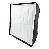 70 x 70cm Speedlight flaş difüzör yansıtıcı şemsiye softbox