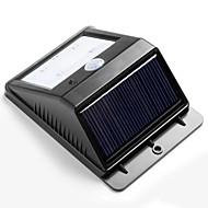 4 Kirkas LED Wireless Solar Powered Motion Sensor seinävalaisin