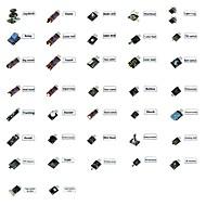 ultimate 37 i en sensor moduler kit for Arduino&MCU utdanning bruker 37 moduler