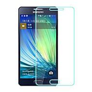 Näytönsuojat - Samsung Galaxy A7 - Naarmunkestävä/Tahraantumaton/Läpinäkyvä/Vedenkestävä