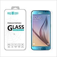 protetor de tela de vidro temperado magia 2.5d 0.2mm proteção danos à marca privada para Samsung Galaxy S6