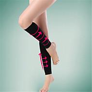 Unisex Uden ærmer Komprimering Sokker Kompressionssokker for Yoga Campering & Vandring Træning & Fitness Fritidssport Cykling/Cykel