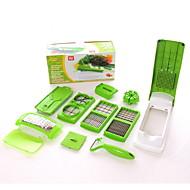 1 stuks Cutter & Slicer For voor Vegetable Silicone Multifunctioneel / Creative Kitchen Gadget / Noviteit