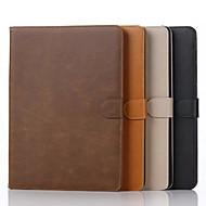 8 inch gekke ma patroon luxe lederen portemonnee case voor de Samsung Galaxy Tab een 8,0 sm-T350 / T351