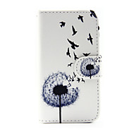 Na Samsung Galaxy Etui Etui na karty / Portfel / Z podpórką / Flip Kılıf Futerał Kılıf Dmuchawiec Skóra PU Samsung J5 / J1