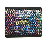 igranje igra lol Liga legende ogroman sve junak pokazuju miša jastučić visoka osjetljivost vodootporan (32 * 24 * 0.4cm)