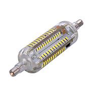 Ywxlight® 6w r7s geleid maïslampen t 104 smd 3014 500 lm warm / natuurlijk / koel wit decoratief ac 220-240 v 1 stuks