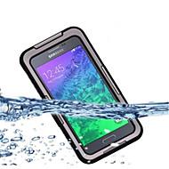 Na Samsung Galaxy Note Odporne na wstrząsy / Wodoodporne / Odporne na kurz Kılıf Futerał Kılıf Jeden kolor PC Samsung Note 4