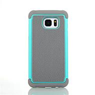 Mert Samsung Galaxy tok Ütésálló Case Teljes védelem Case Páncél Kemény Szilikon mert SamsungS8 Plus S8 S7 edge S7 S6 edge plus S6 edge