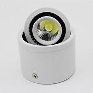 7w 700lm surface mount LED-verlichting plafond cob downlight geleid spoor licht AC85-265V