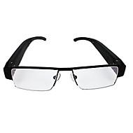32GB 720p DVR Videokamera silmälasien tallennin 5MP kamera digitaalinen lasit videokamera videokamera (ilman muistikorttia)