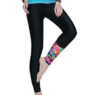 SBART® 여성의 잠수복 잠수복 바지 자외선 방지 압축 탁텔 잠수복 다이빙 복 수영복-다이빙 스노쿨링