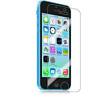 [2 db] prémium nagyfelbontású világos képernyőt védő iPhone 5c