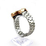 Czarny / Złoty / Srebrny Stal nierdzewna Klasyczna klamra Na Motorola Zegarek 22mm
