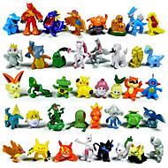 lomme lille monster action figurer 144pcs søde monster mini figurer legetøj bedste jul&fødselsdag gaver 3cm