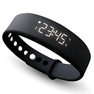 Naisten Urheilukello Älykello Muotikello Rannekello Rannerengaskello LED Ajanotto GPS Watch Askelmittari Fitness-rannekkeet Sekuntikello