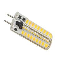 5W GY6.35 Luminárias de LED  Duplo-Pin T 72 SMD 2835 320-350 lm Branco Quente Regulável V
