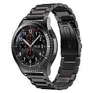 roestvrij staal, metaal vervangende slimme horloge band armband voor Samsung gear s3 grens samsung gear s3 classic