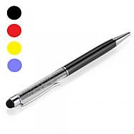 szkinston új stílus sorozatú kapacitív stylus érintőképernyő toll galvanizáló fémek kapacitív toll iPhone / iPod / iPad / Samsung és más