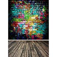 gökkuşağı renkli arka plan fotoğraf stüdyo fotoğrafçılığı arka planında 5x7ft