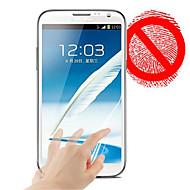 matt képernyővédő fólia Samsung Galaxy Note 2 n7100 (1db)