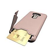 για asus zenfone κάτοχο 3 ze552kl (5.5) περίπτωση που η κάρτα κάλυμμα χτυπήματα με σταθεί πίσω κάλυμμα