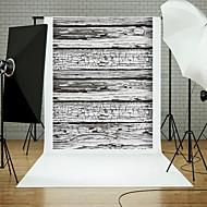 5x7ft ahşap duvar döşeme fotoğrafçılık arka plan stüdyo mavi pano tema yeni sahne