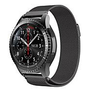 voor Samsung Gear s3 klassieke gear s3classic / r-732 22mm slimme horloge Milanese band