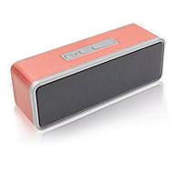Other Vezeték nélküli Vezeték nélküli Bluetooth hangszóróHordozható Szabadtéri Vízálló Bult mikrofonnal Támogatott külső memóriakártya