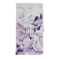 For apple iphone 7 pluss 7 6s pluss 6plus 5 5s se veske deksel kortholder lommebok med stativ flip mønster full kroppsveske blomst hard pu