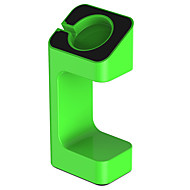 Jetech design horloge stand voor appelwatch serie 2 abs 38mm / 42mm kabel niet inbegrepen