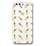 Voor huawei p10 plus p10 case cover transparant patroon achterblad case tegel fruit zachte tpu voor huawei p9 p9 lite p9 plus p8 lite p8