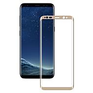 Edzett üveg Képernyővédő fólia mert Samsung Galaxy S8 Plus Védőfólia Karcolásvédő 2.5D gömbölyített szélek Robbanásbiztos