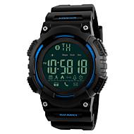 SKMEI Męskie Sportowy Wojskowy Inteligentny zegarek Modny Zegarek na nadgarstek Unikalne Kreatywne Watch Zegarek cyfrowy Japoński Cyfrowe
