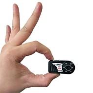 Mini Camcorder Teräväpiirto Kannettava Motion Detection Laajakulma Pimeänäkö