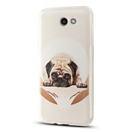 til case cover mønster bagcover case hund soft tpu til Samsung Galaxy J7 (2016) j7 (2017) j7 v j7 perx j7 j5 (2016) j5 (2017) j5 j3 j3