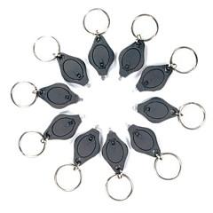 Kulcstartó elemlámpák Műanyag mert CR2032