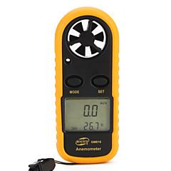 Termometreli GM816 Anemometre Rüzgar Ölçer
