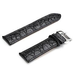 Erkek Kadın Saat Kordonları Deri #(0.017) #(0.2) Saat Aksesuarları