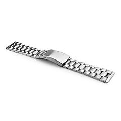 Heren Dames Horlogebandjes Roestvast staal #(0.078) #(17.7 x 2.2 x 0.4) Horlogeaccessoires