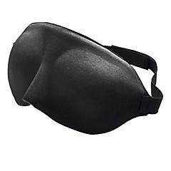 1 db Szemmaszk, szemtakaró utazáshoz Lélegzési képesség Hordozható Kényelmes Állítható mert Pihenő Szivacs