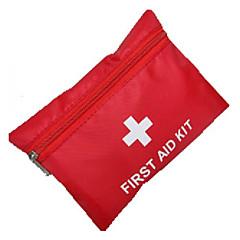First Aid Kit Túrázás Elsősegélynyújtás Piros db