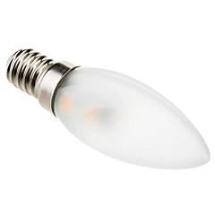 1W E14 LED gyertyaizzók C35 7 SMD 5050 70 lm Meleg fehér / Hideg fehér Dekoratív AC 220-240 V