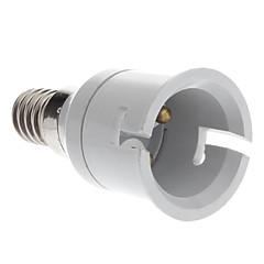 E14 til B22 LED pærer Socket Adapter