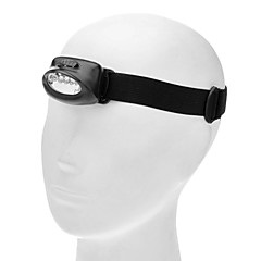 LED-Zaklampen Hoofdlampen LED 50 Lumens 1 Modus AAA Super Light Compact formaat Klein formaat Dagelijks gebruik